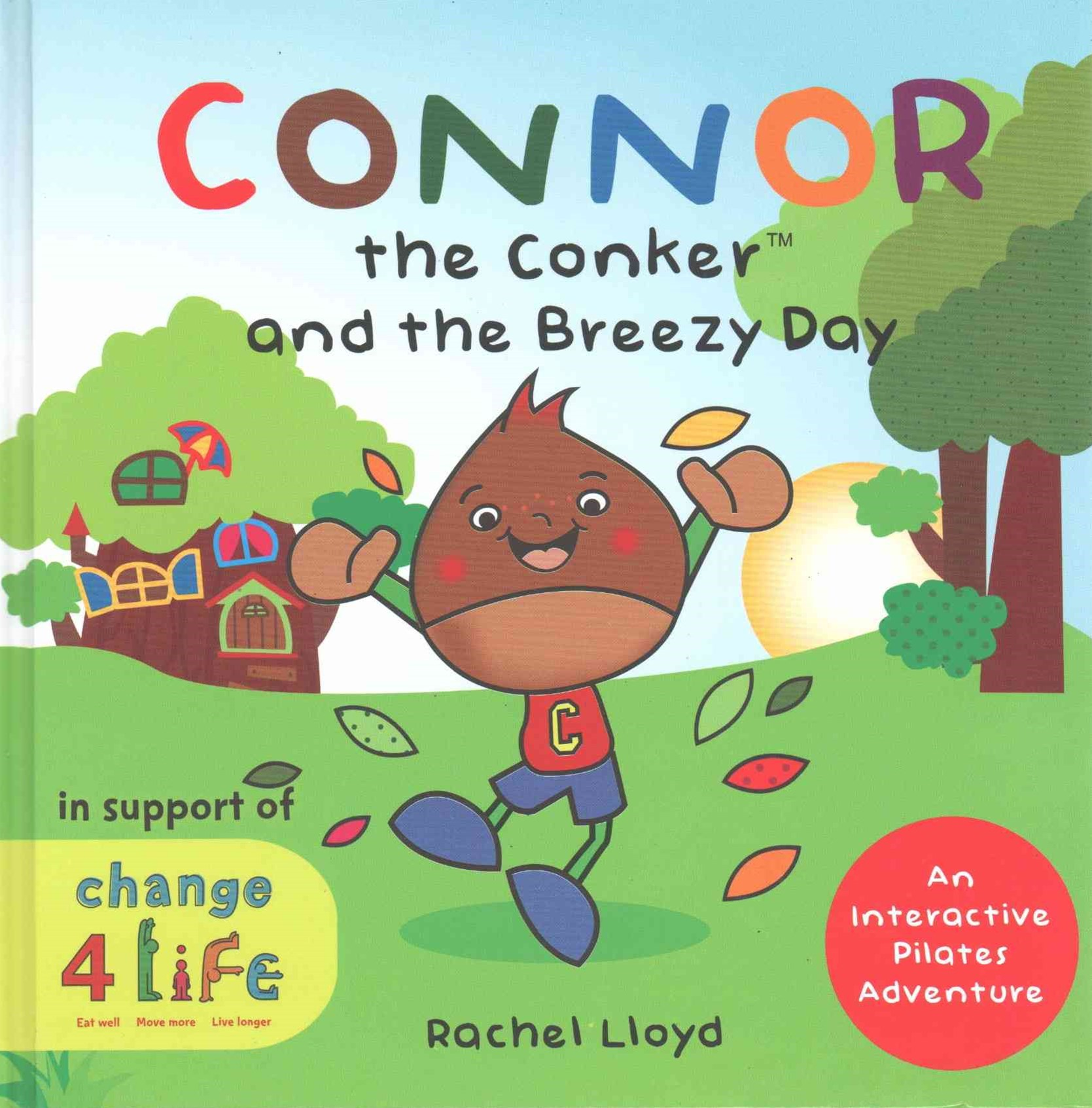 Connor the Conker and the Breezy Day