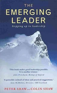 The Emerging Leader by Peter Shaw, Colin Shaw (9781848253292) - PaperBack - Religion & Spirituality Christianity
