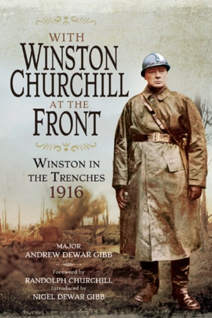 (ebook) With Winston Churchill at the Front