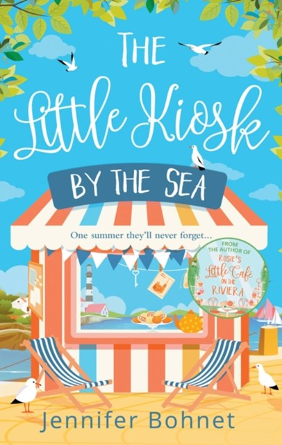 Little Kiosk by the Sea