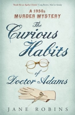 (ebook) The Curious Habits of Dr Adams