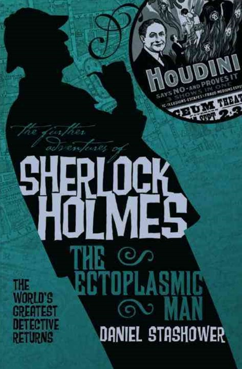 The Further Adventures of Sherlock Holmes: Ectoplasmic Man
