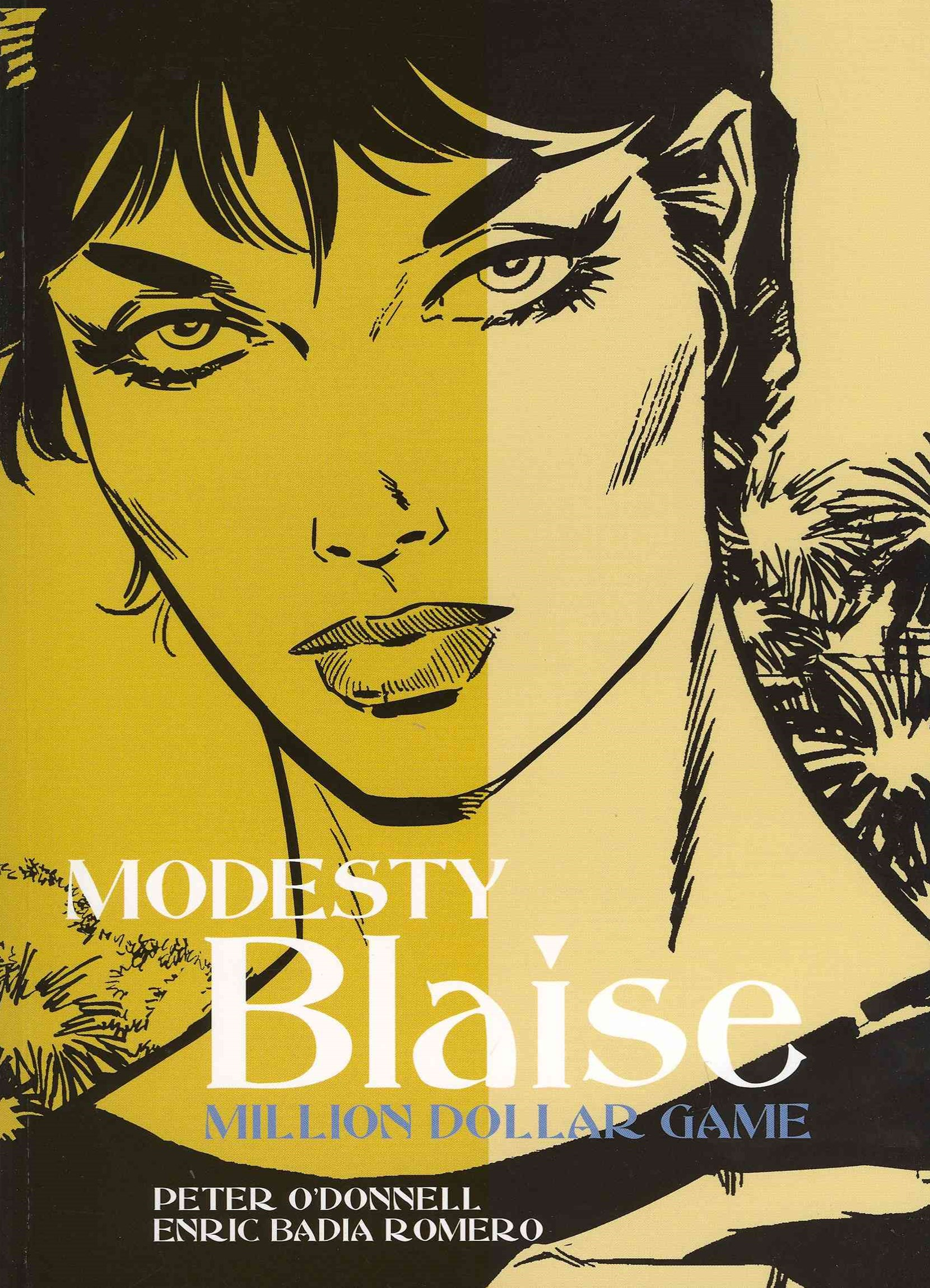 Modesty Blaise - Million Dollar Game