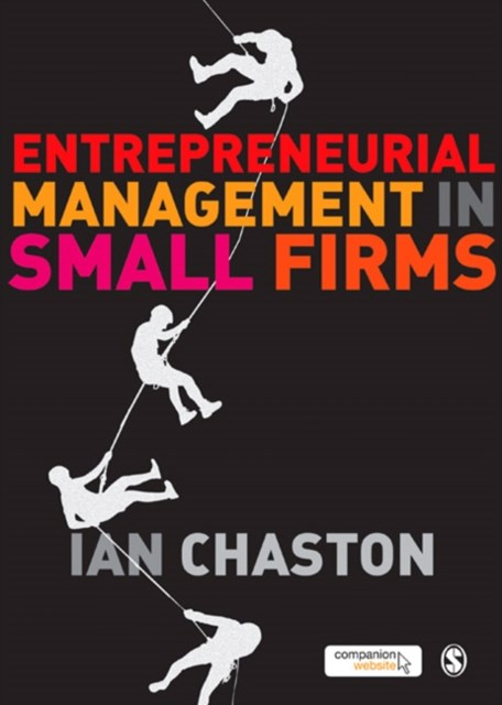 Entrepreneurial Management in Small Firms