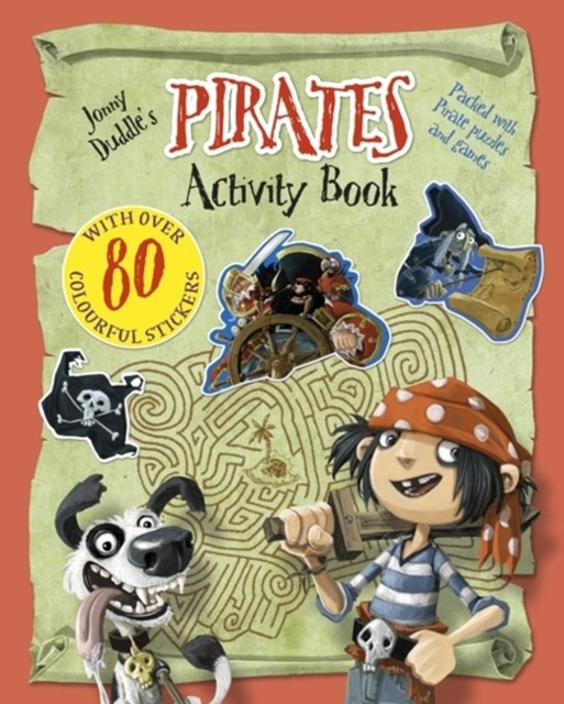 Jonny Duddle's Pirates Activity Book