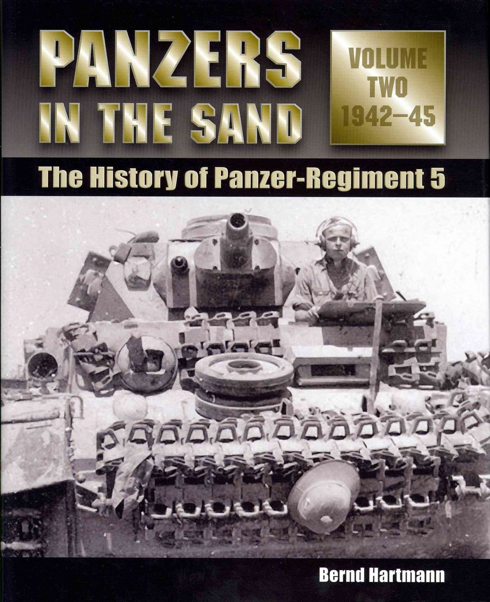 Panzers in the Sand: Volume 2 1942-45