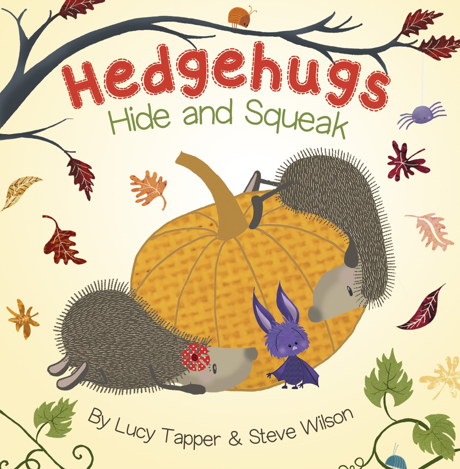 Hedgehugs Hide and Squeak