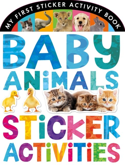 Baby Animals Sticker Activities