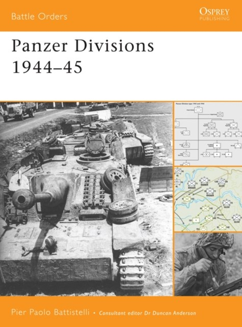 Panzer Divisions 1944-45