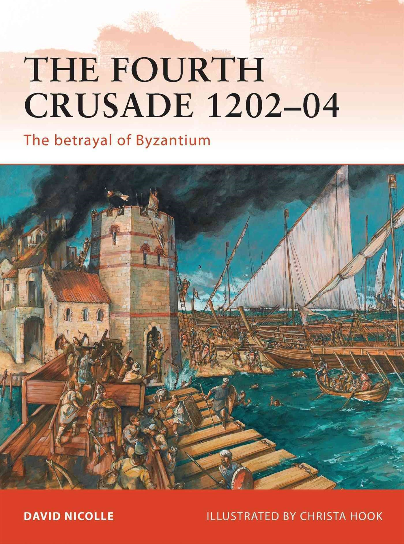 The Fourth Crusade, 1202-04