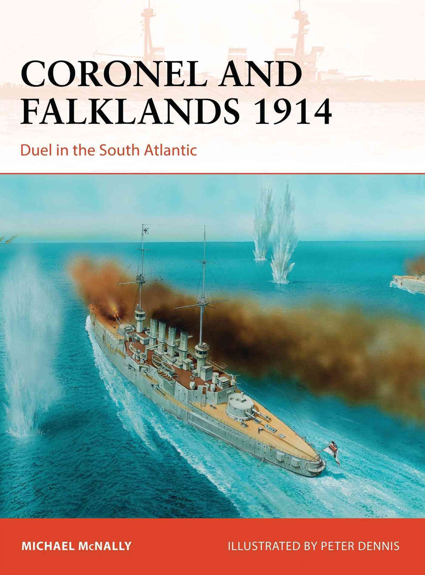 Coronel and Falklands 1914