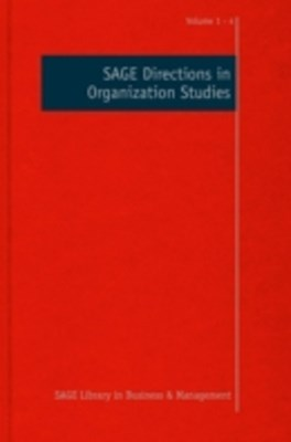 SAGE Directions in Organization Studies