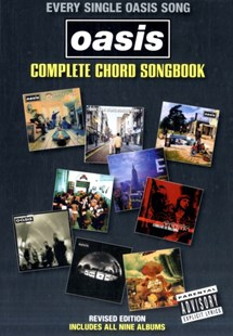 Oasis: Complete Chord Songbook by Jeroen Smit (9781849381178) - PaperBack - Entertainment Music General
