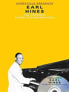 Storyville Presents Earl Hines by Earl Hines (9781849384766) - PaperBack - Entertainment Music General