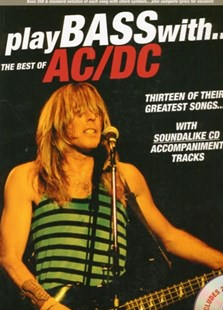 Play Bass with... the Best of AC/DC by  (9781849385169) - PaperBack - Entertainment Music Technique