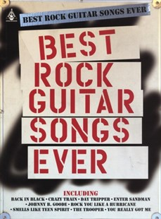 Best Rock Guitar Songs Ever by  (9781849388672) - PaperBack - Entertainment Music Technique