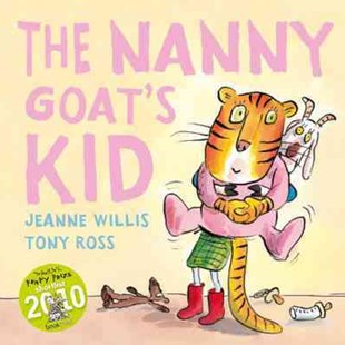 The Nanny Goat's Kid by Jeanne Willis, Tony Ross (9781849390781) - PaperBack - Children's Fiction