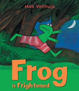 (ebook) Frog is Frightened - Children's Fiction