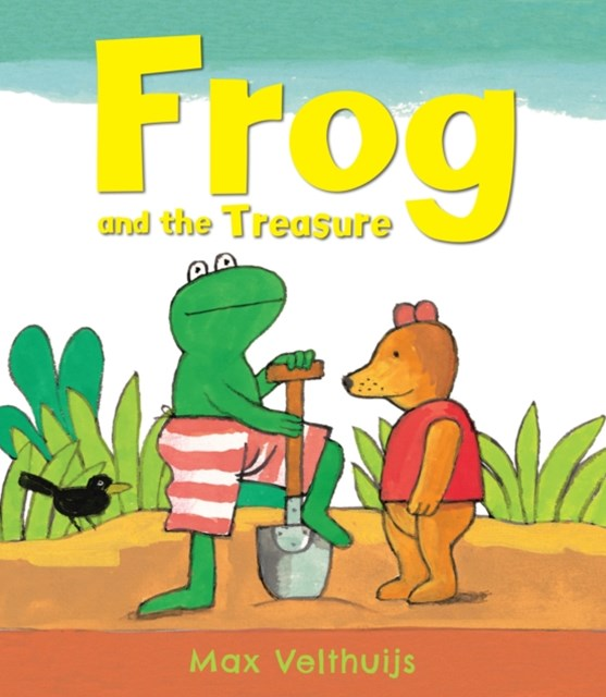 (ebook) Frog and the Treasure
