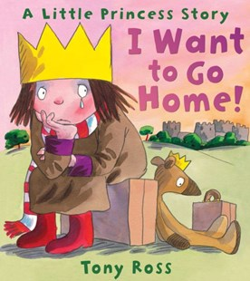 (ebook) I Want to Go Home! - Children's Fiction