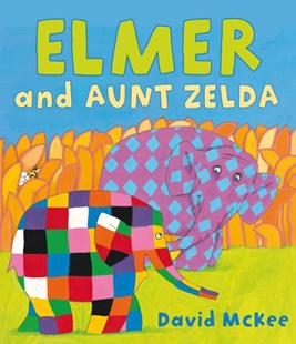 (ebook) Elmer and Aunt Zelda - Children's Fiction