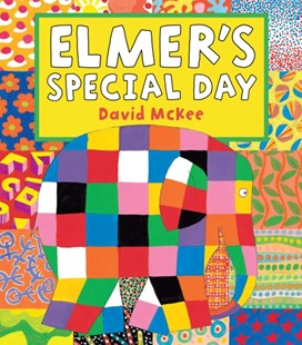(ebook) Elmer's Special Day - Children's Fiction