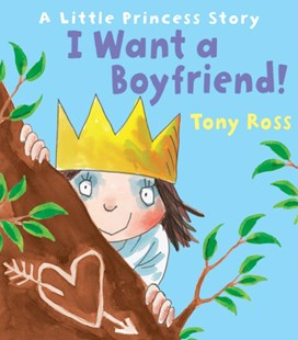 (ebook) I Want a Boyfriend! - Children's Fiction Early Readers (0-4)