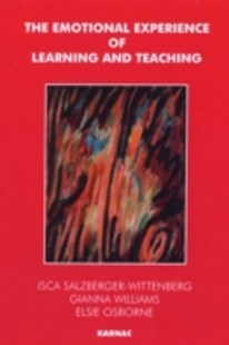 (ebook) Emotional Experience of Learning and Teaching - Education Teaching Guides