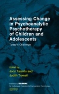 (ebook) Assessing Change in Psychoanalytic Psychotherapy of Children and Adolescents - Reference Medicine