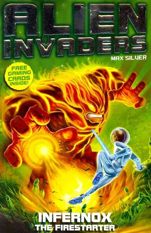 Alien Invaders 2: Infernox - The Fire Starter