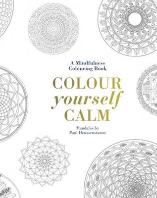Colour Yourself Calm