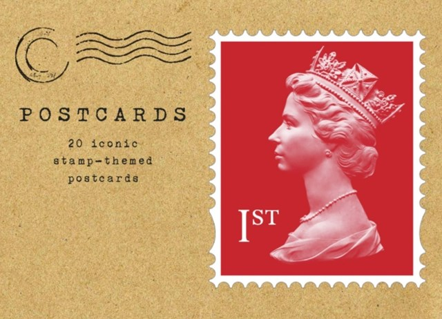 ROYAL MAIL POSTCARDS