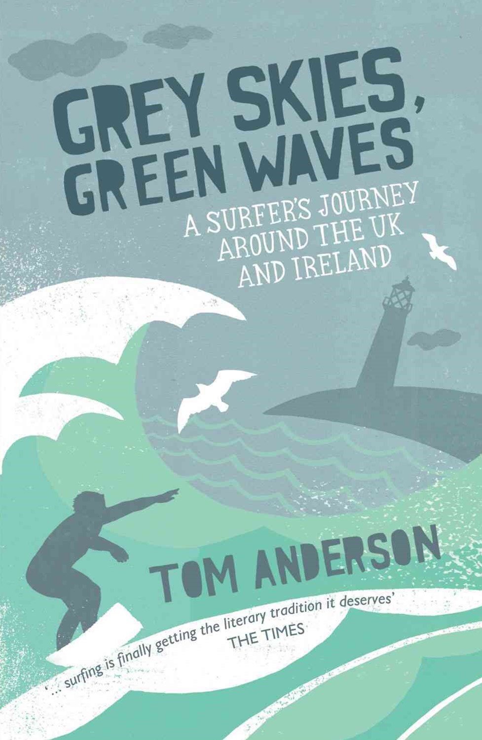 Grey Skies, Green Waves: a Journey Through UK and Ireland Surf Cultures