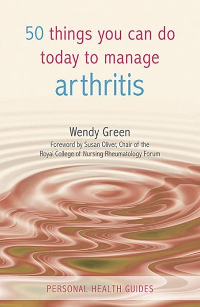 50 Things You can do Today to Manage Arthritis