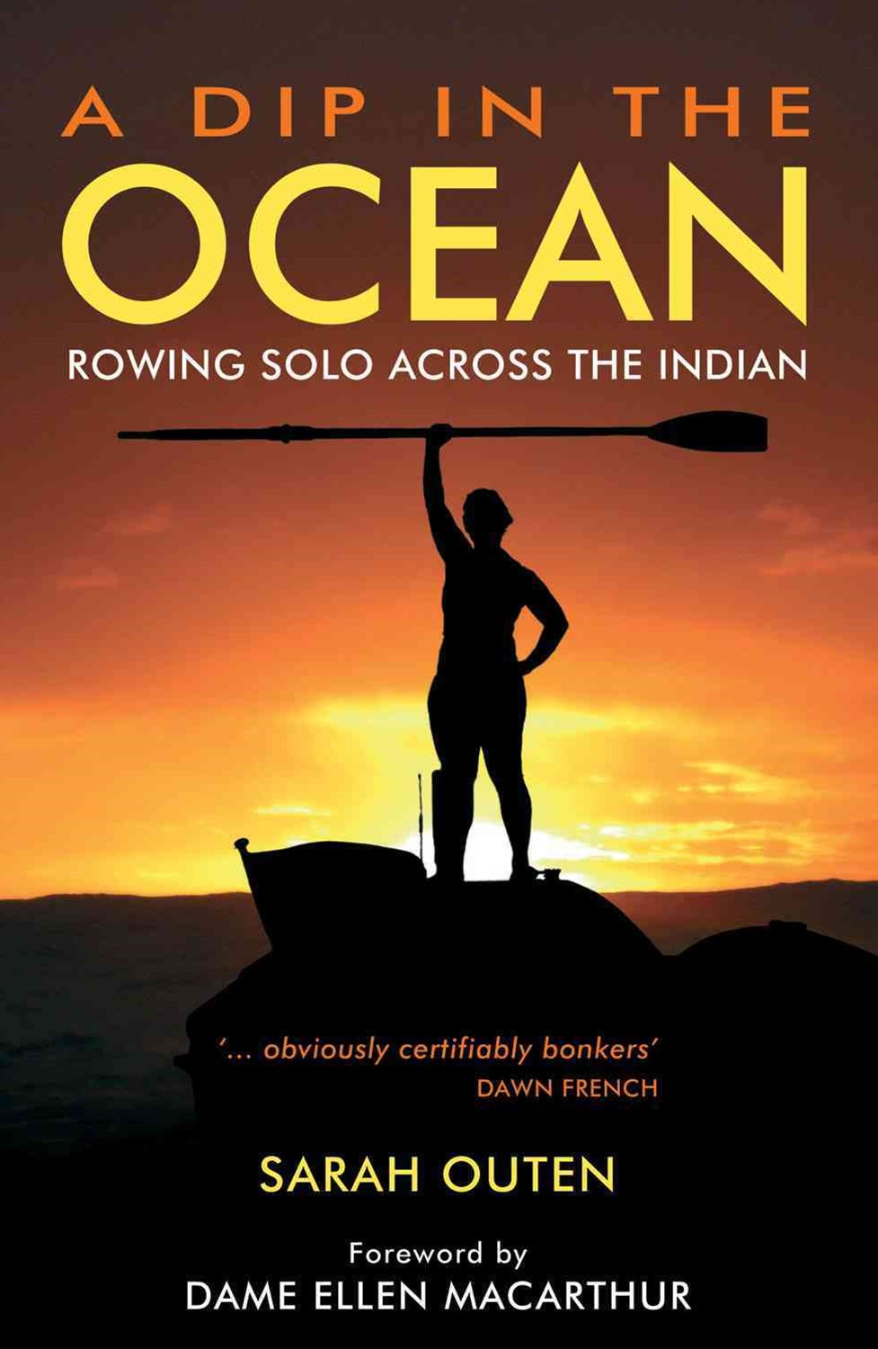 Dip in the Ocean: Rowing Solo Across the Indian