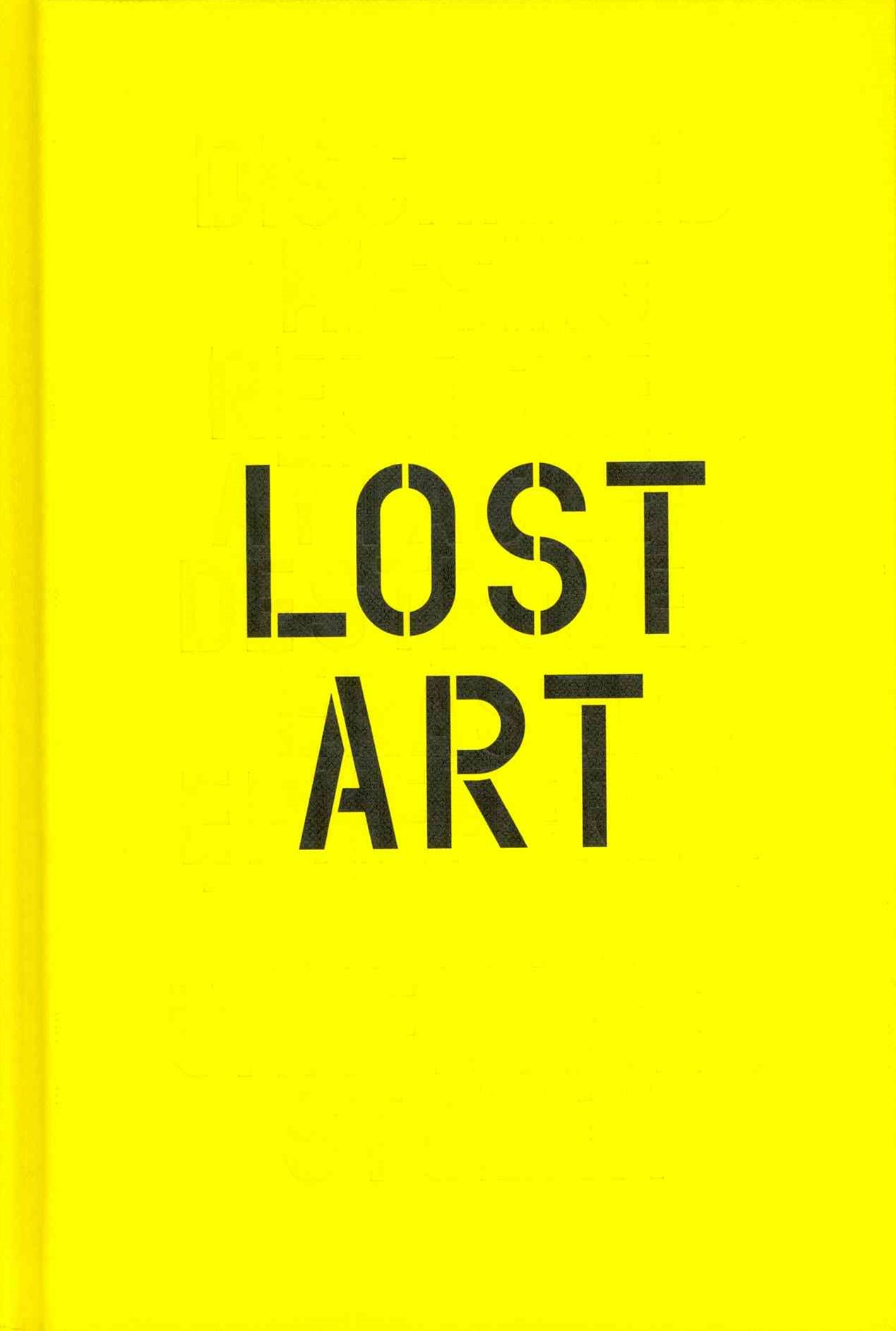Lost Art: Missing Arworks of Twentiet