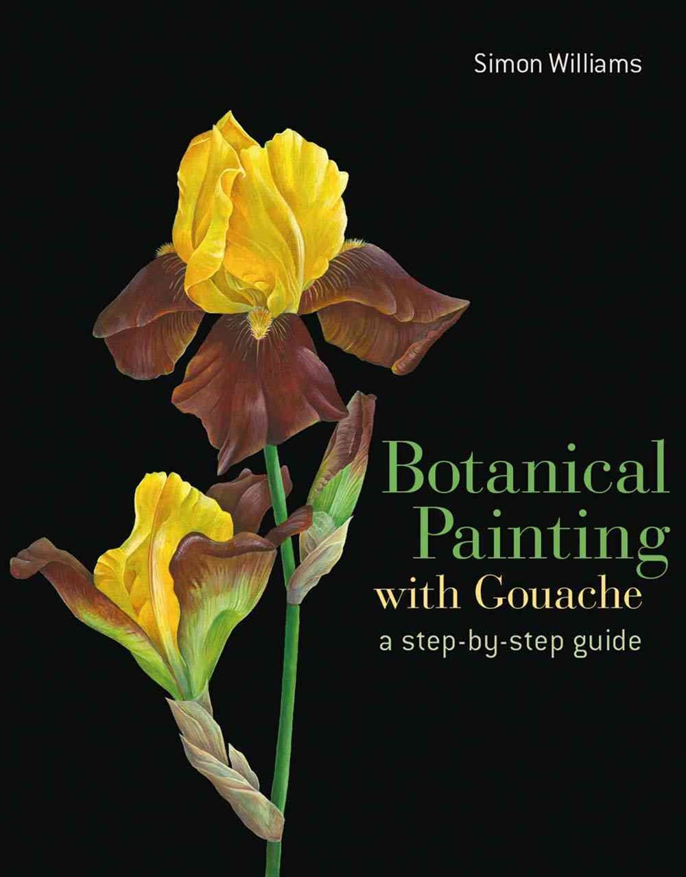 Botanical Painting in Gouache