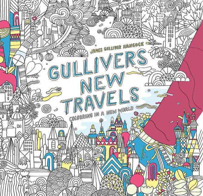 Gulliver's New Travels: Colouring in a New World