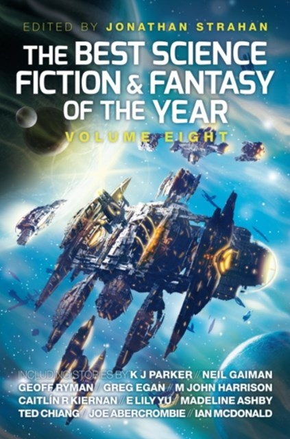 Best Science Fiction and Fantasy of the Year, Volume Eight