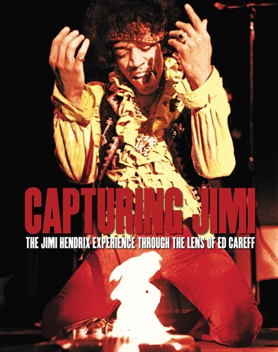 Burning Desire: The Jimi Hendrix Experience through the Lens of Ed