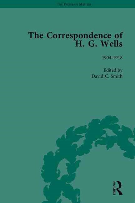 Correspondence of H.G.Wells