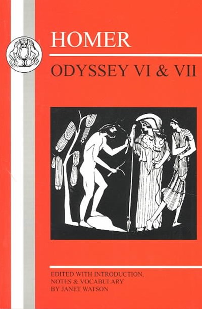 Homer - Odyssey VI and VII