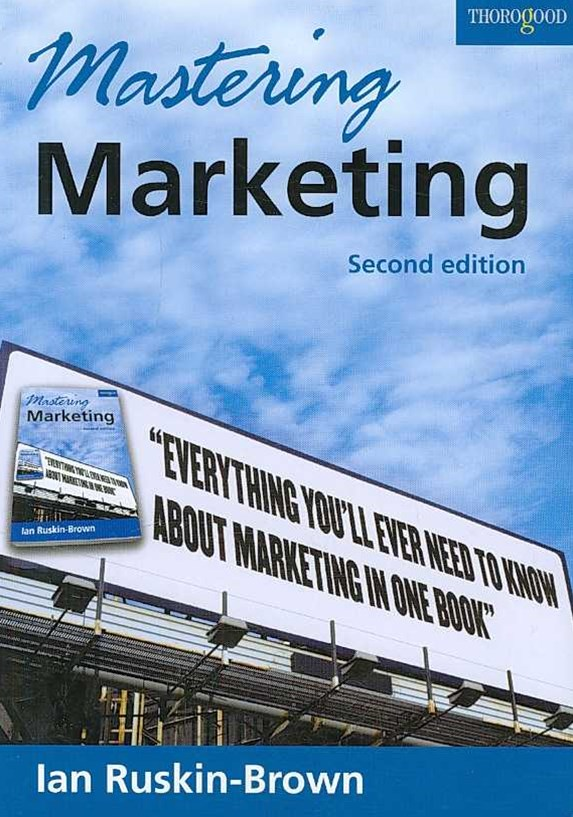 Mastering Marketing 2/e