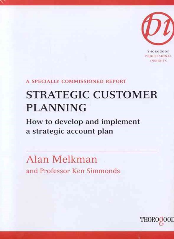 Strategic Customer Planning