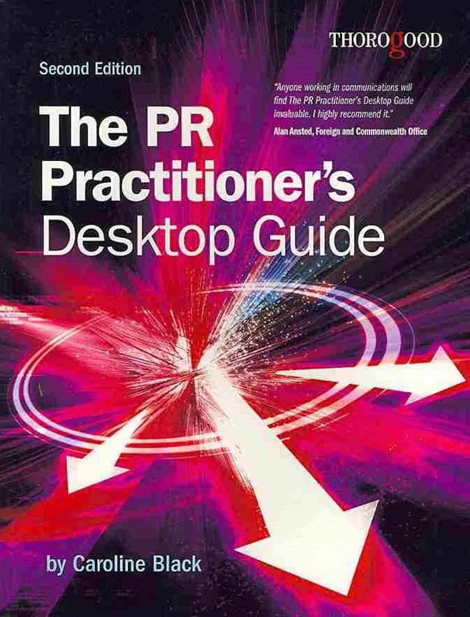 PR Practitioner's Desktop Guide