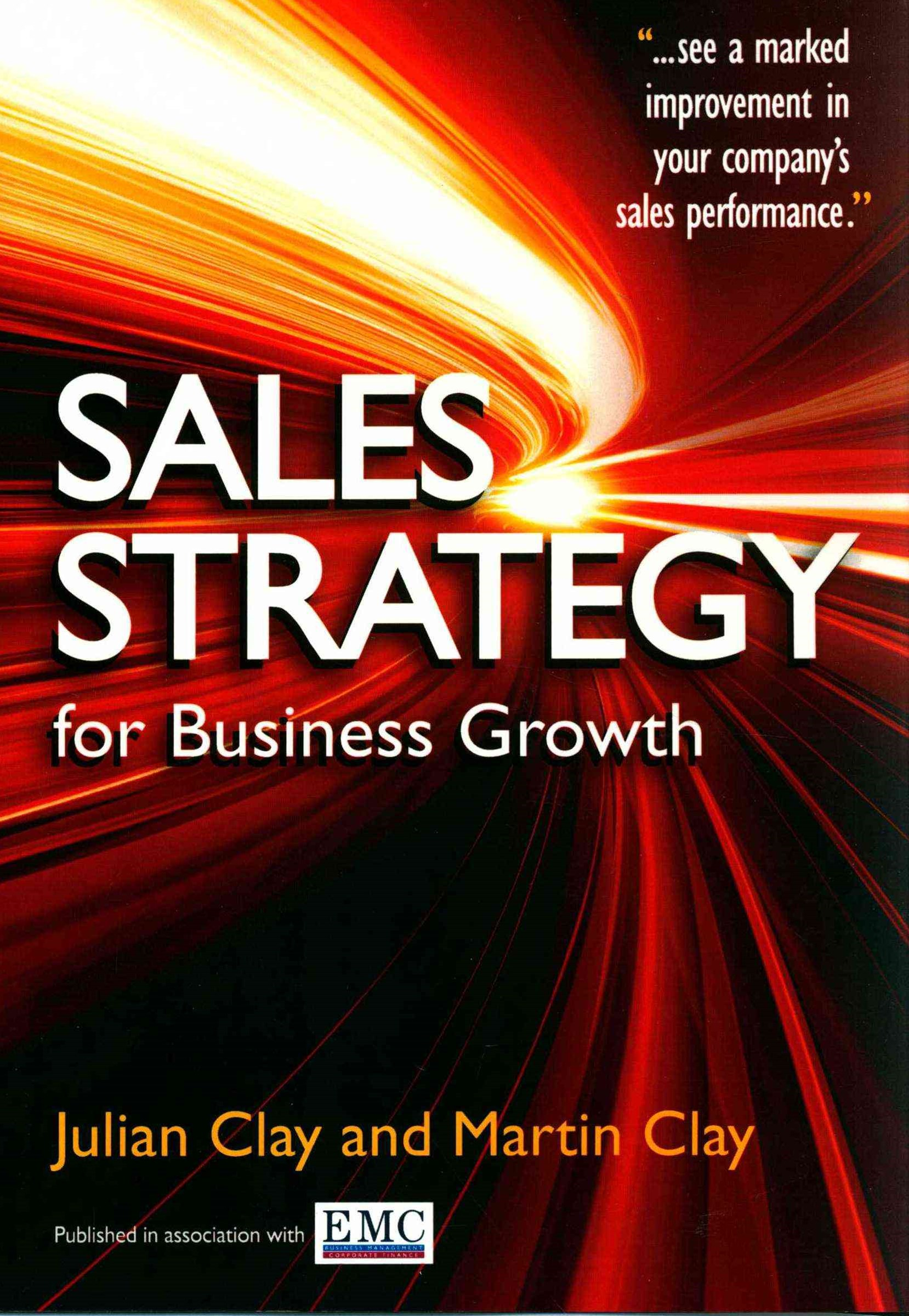 Sales Strategy for the Business Owner