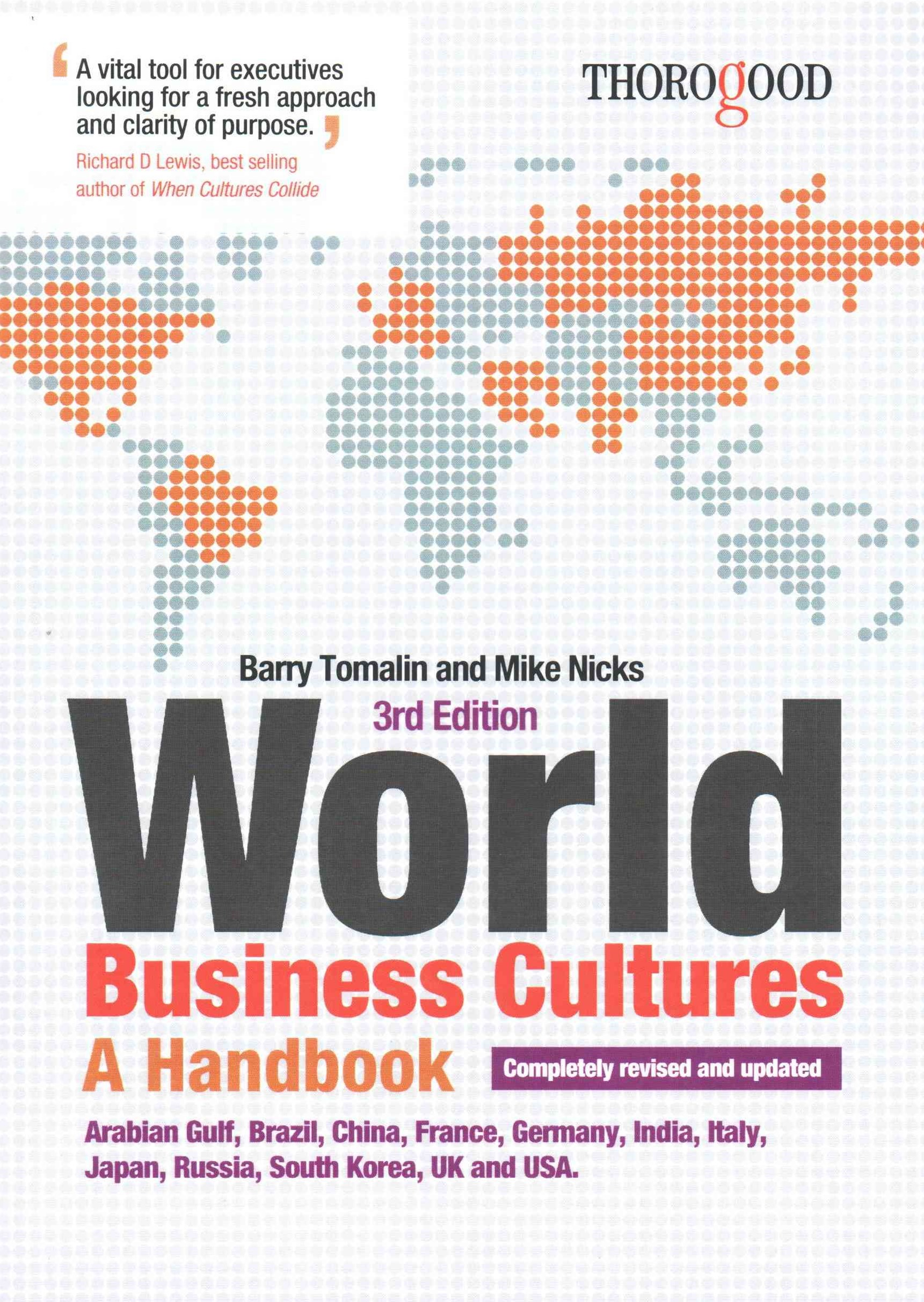 Worlds Business Cultures and How to Unlock Them