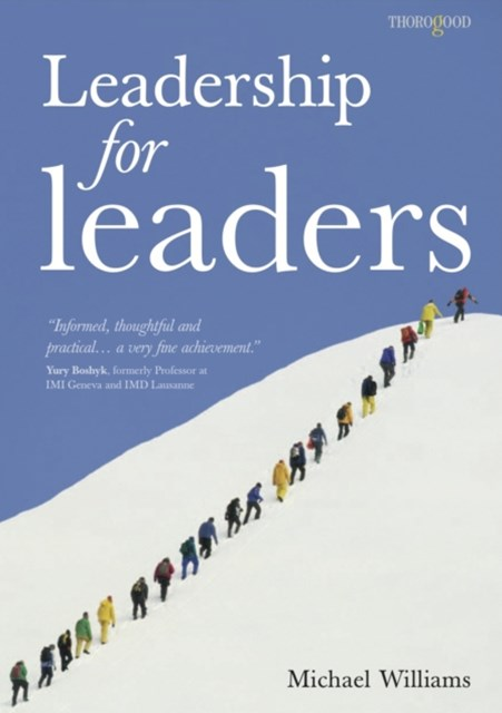 Leadership for Leaders