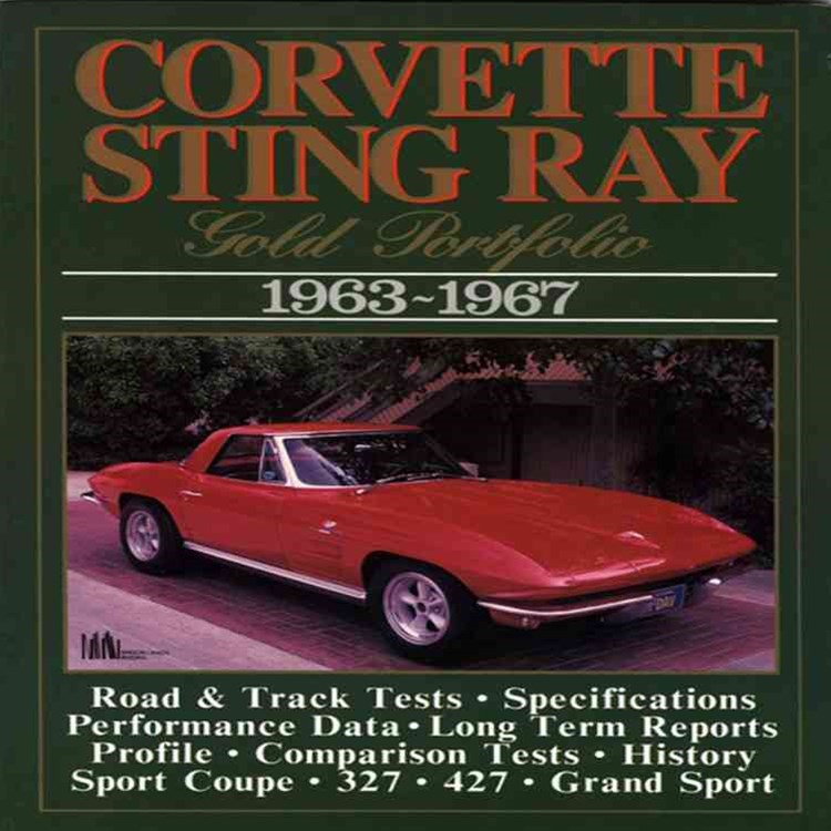 Corvette Stingray, 1963-1967