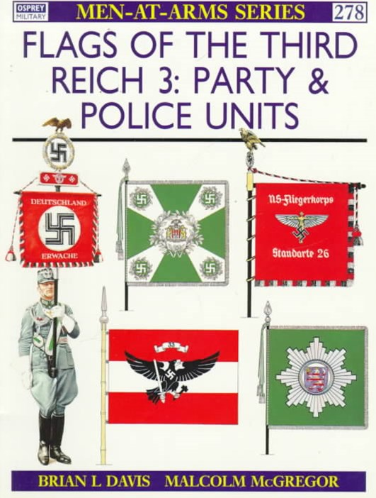 Flags of the Third Reich: Party and Police